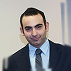 Photo of Behzad Aghababazadeh,