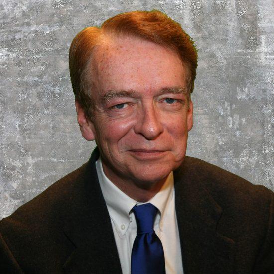 Photo of Professor Bill Ryan